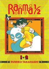 Ranma 1/2 (2-in-1 Edition), Vol. 1: Includes vols. 1 & 2: By Takahashi, R...