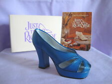Just The Right Shoe New Heights #25019 by Raine - Mint in Box with Paperwork