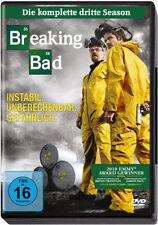 4 DVDs * BREAKING BAD - STAFFEL / SEASON 3 # NEU OVP <
