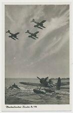 AK Flugzeug /Airplane Arado Ar 196  (3012)