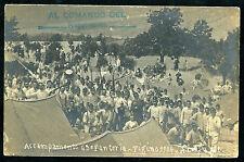 1904 - Lombardia - Figino Serenza - Accampamento 63° Fanteria  - nuova