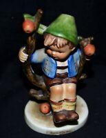 """Vintage Goebel Hummel #742 3/0 Apple Tree Boy 4"""" Figurine"""