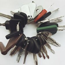 32 Keys Heavy Equipment / Construction Ignition Key Set