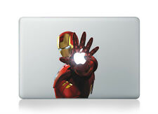 Iron Man Super Hero Sticker Vinyl Skin Decal Cover Macbook Air/Pro/Retina 13""