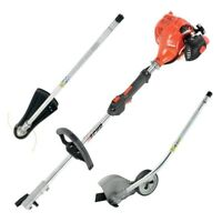 ECHO 17 in. 21.2 cc Gas PAS Trimmer and Edger Kit Combo Weed Wacker