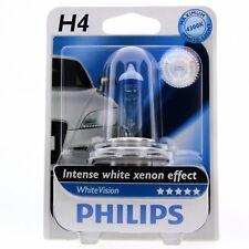 H4 Philips WhiteVision Intensive Xenon Effekt 4300K 12342WHV Halogen Blister 1St