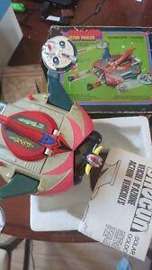 Goldorak - Popy Mattel Europe 1979- Soucoupe Goldorak DX Shogun Action Vehicles.