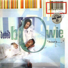 """DAVID BOWIE """"HOURS"""" FRIDAY MUSIC LP BLUE VINYL NEUF -  BRAND NEW, SEALED"""
