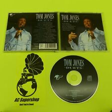Tom Jones duets - CD Compact Disc