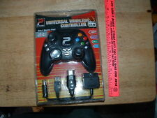 Playtech 2.4 Ghz Universal Wireless Controller ps1, ps2, Xbox, GameCube NEW