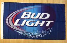 Bud Light Beer Flag 3x5 ft Indoor/Outdoor Banner Bar Man Cave