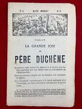 41d61b837bb Commune de Paris 1871 Père Duchêne Guillotine Versailles Montmartre Bastille