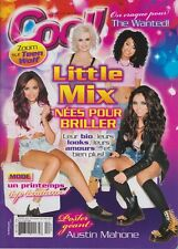 Little Mix  COOL magazine THE WANTED Teen Wolf Vampire Diaries