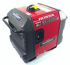 Honda Propane & Natural Gas EU3000is Inverter Generator - WHISPER QUIET