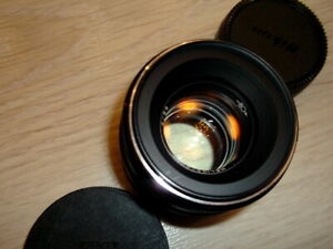 PERFECT HELIOS 44-2 2/58 f/2 RUSSIAN USSR LENS  NIKON MOUNT INFINITY IS