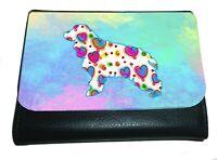 Cocker Spaniel Purse / Wallet pretty Design Spaniel Wallet Xmas or Thankyou Gift