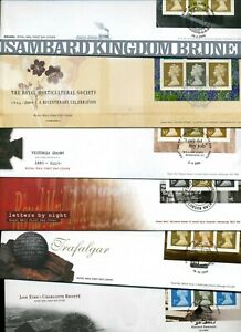FDCS - GB 1984 TO 2020 Prestige Pane First Day Covers - Choose from 100+ CHEAP