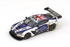 """Aston Martin Vantage GT3 #107 Howard-Adam-Mücke """"Spa"""" 2014 (Spark 1:43 / SB099)"""