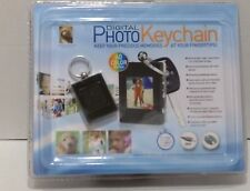 Innovage Digital Photo Keychain Rechargable USB Cable
