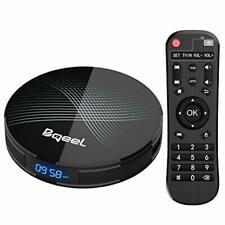 Bqeel Android 9.0 Android TV Box 【4GB+128GB】 Bluetooth 4.0 TV Box USB 3.0 U1