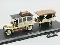 Autocult 1:43 Adler presidential wagon 18/35, beige, Germany, 1906 L.E. 333 pcs.