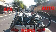 PORTABICI POSTERIORE 3 BICI X BMW SERIE 315D TOURING ANNO 2004 BICI UOMO DONNA