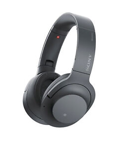 Sony h.ear on 2 Over-ear Bluetooth Wireless Noise Canceling Headphones WH-H900N