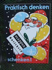 Original Plakat Entwurf von Fehling Klepper , Mäntel, Boot, Zelt         ( 35 )