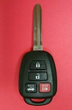 2012 2013 2014 Toyota OEM Camry Remote Head Key  HYQ12BDM G Chip