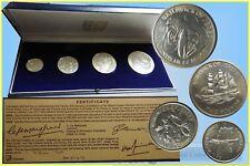 "Jersey 1972 Silver Set ""Royal Wedding Anniversary"""