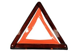 McLaren OEM Warning Triangle Road Side Safety Kit *RARE* 650s 570s 720s MP4-12C
