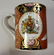 Royal Worcester Queen Elizabeth II Golden Jubilee Commerative 1952-2002.