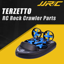 JJRC H36F 2.4G Vehicle Drone Boat 3in1Remote Control Toy With Headless 3D Flips