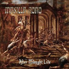 MANILLA ROAD - After Midnight Live CD