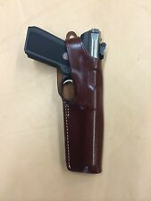 Leather Holster for Ruger 22/45 with 5.5 inch barrel  #9502