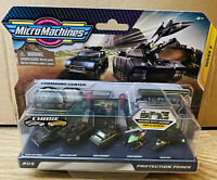 Micro Machines Protection Force Series 2 New And Sealed Hasbro 2020