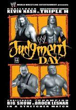 WWE - Judgement Day (DVD, 2003)