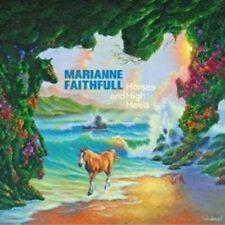 Marianne Faithfull Horses and High Heels CD Pop Gebraucht Wie neu