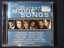 All Time Greatest Movie Songs [Audio CD] Various Artists