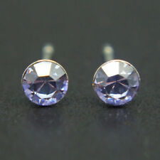 Diamond (Imitation) Alloy Stud Fashion Earrings