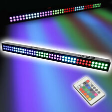 """LCB803"" LED DMX-Bar mit 80x 3 Watt RGB 3-in-1 LED's und IR-Fernbedienung!"