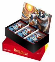 Force of Will FOW Lapis Cluster Curse of the Frozen Casket Booster Box Sealed