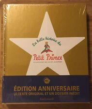 La Belle Histoire Du Petit Prince D'Antoine De Saint-Exupery