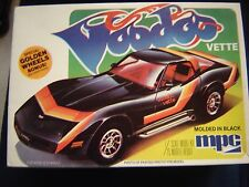 MPC Voodoo Vette Kit #1-3715 Open But Complete
