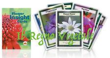 Fiori Australiani FLOWER INSIGHT CARDS 69 CARTE PLASTIFICATE Floriterapia