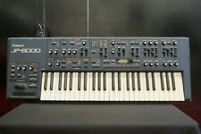 Roland JP-8000 Analogue Modelling Polyphonic Synthesiser Beast! Serviced, 240V.