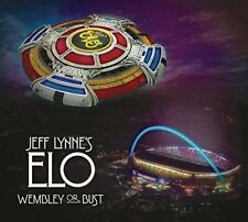 Jeff Lynnes ELO - Jeff Lynnes ELO  Wembley or Bust [2 CD] Sent Sameday*