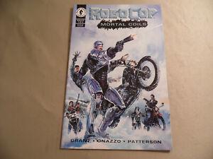 Robocop Mortal Coil #1 (Dark Horse 1993) Free Domestic Shipping