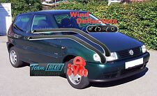 Volkswagen Polo 1994 - 2001 HATCHBACK 3.doors Wind deflectors  2.pcs HEKO  31117