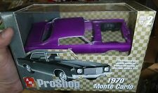 AMT ERTL 1970 CHEVY MONTE CARLO PRO SHOP 1/25 Model Car Mountain KIT FS